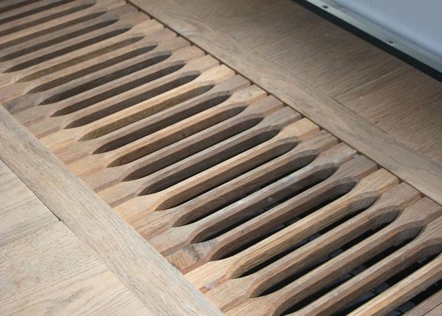 Vloerverwarming en een houten vloer parkethuus apeldoorn